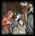 Sue's Nativity Scene